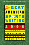 Best American Sports Writing 1996